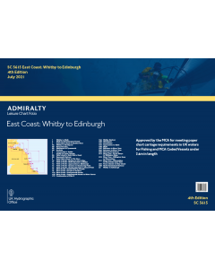 SC5615 East Coast - Whitby to Edinburgh