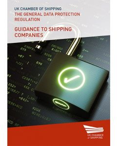 The General Data Protection Regulation Guidance to Shipping Companies
