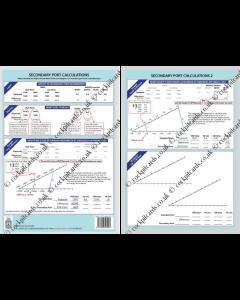 Secondary Port Calculation Sheet