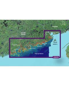 Garmin BlueChart g3 Vision - North Maine (VUS001R)