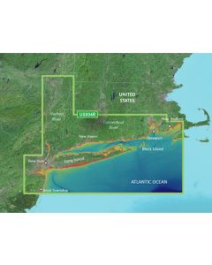 Garmin BlueChart g3 Vision - New York (VUS004R)