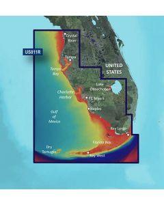 Garmin BlueChart g3 Vision - Southwest Florida (VUS011R)