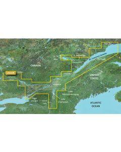 Garmin BlueChart g3 Vision - St. Lawrence Seaway (VUS020R)