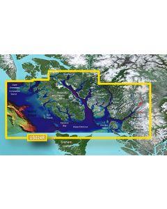 Garmin BlueChart g3 Vision - Wrangell-Dixon Entrance (VUS024R)