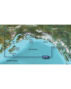 Garmin BlueChart g3 Vision - Anchorage-Juneau (VUS025R)