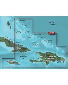 Garmin BlueChart g3 Vision - Southern Bahamas (VUS029R)