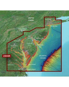 Garmin BlueChart g3 Vision - New York-Chesapeake (VUS038R)