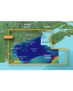 Garmin BlueChart g3 Vision - St. John-Cape Cod (VUS510L)