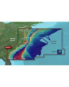 Garmin BlueChart g3 Vision - Mid-Atlantic (VUS512L)