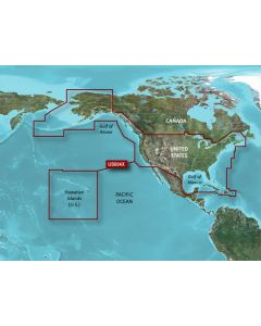 Garmin BlueChart g3 - US All & Canadian West Coast (HXUS604X)