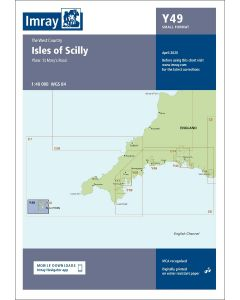 Y49 Isles of Scilly (Imray Chart)