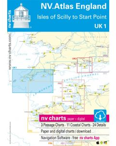 UK 1: NV.Atlas England - Isles of Scilly to Start Point
