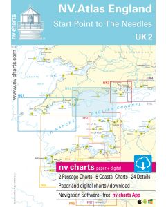 UK 2: NV.Atlas England - Start Point to the Needles
