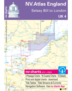 UK 4: NV.Atlas England - Selsey Bill to London