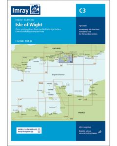 C3 Isle of Wight (Imray Chart)