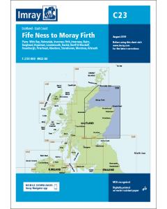 C23 Fife Ness to Moray Firth (Imray Chart)