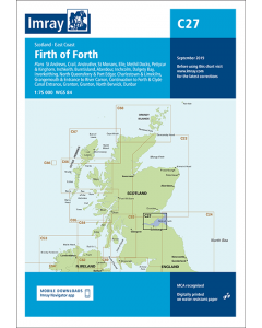 C27 Firth of Forth (Imray Chart)