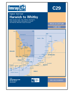 C29 Harwich to Whitby (Imray Chart)
