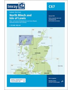 C67 North Minch & Isle of Lewis (Imray Chart)