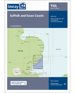 Y6 Suffolk and Essex Coasts (Imray Chart)
