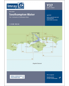 Y37 Southampton Water (Imray Chart)