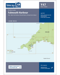 Y47 Falmouth Harbour (Imray Chart)