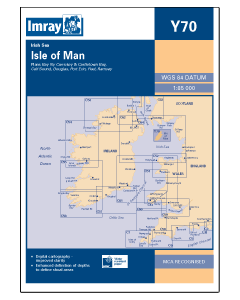Y70 Isle of Man (Imray Chart)