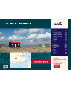 2100 Kent and Sussex Coasts Chart Atlas