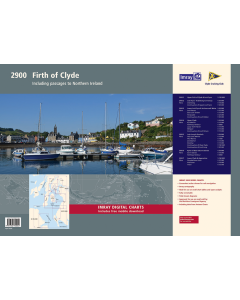 2900 Firth of Clyde Chart Pack (Imray Chart Folio)