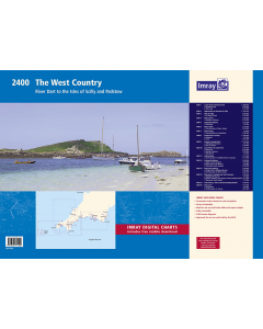 2400 West Country Atlas (Imray Chart Folio)