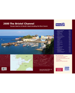 2600 The Bristol Channel Chart Atlas