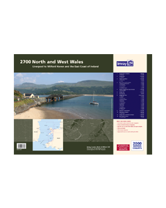 2700 North & West Wales Pack (Imray Chart Folio)