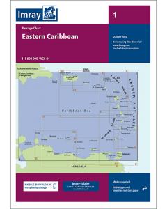 1 Eastern Caribbean General (Imray Chart)