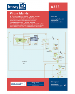 A233 Virgin Islands (Imray Chart)