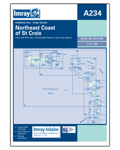 A234 North Coast of St. Croix (Imray Chart)