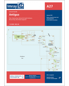 A27 Antigua (Imray Chart)