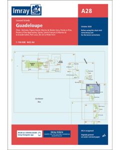 A28 Guadeloupe (Imray Chart)