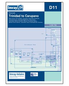 D11 Trinida d to Carupano (Imray Chart)