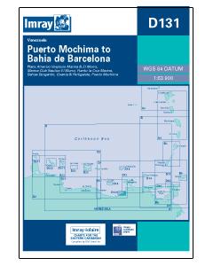 D131 Puerto Mochima to Morro Del Barcelona (Imray Chart)
