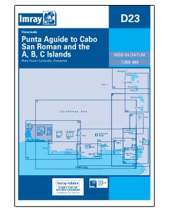 D23 Bonaire Curacao & Aruba (Imray Chart)