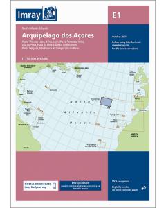 E1 Arquipelago dos Açores (Imray Chart)