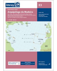 E3 Arquipélago da Madeira (Imray Chart)