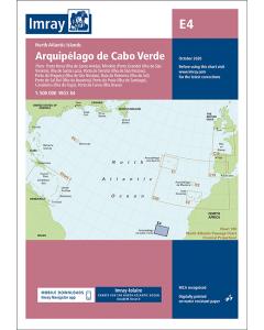 E4 Arquipélago de Cabo Verde (Imray Chart)