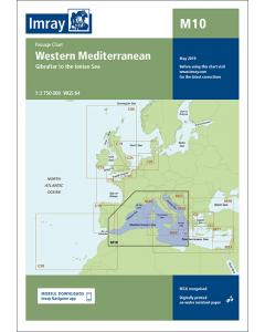 M10 Western Mediterranean (Imray Chart)