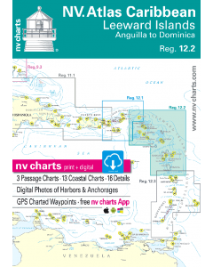 Reg. 12.2: NV.Atlas Caribbean - Leeward Islands (Anguilla to Dominica)