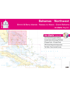 Reg. 9.1: NV.Atlas Bahamas - Northwest (Bimini & Berry Islands, Nassau to Abaco & Grand Bahama)