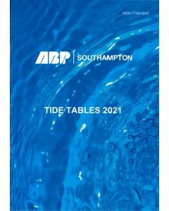 ABP Southampton Tide Tables 2021