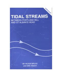 Tidal Streams from Portland Bill to St Albans Head (Waterproof)