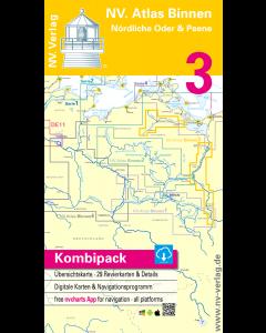 NV Atlas Binnen 3: Nördliche Oder & Peene
